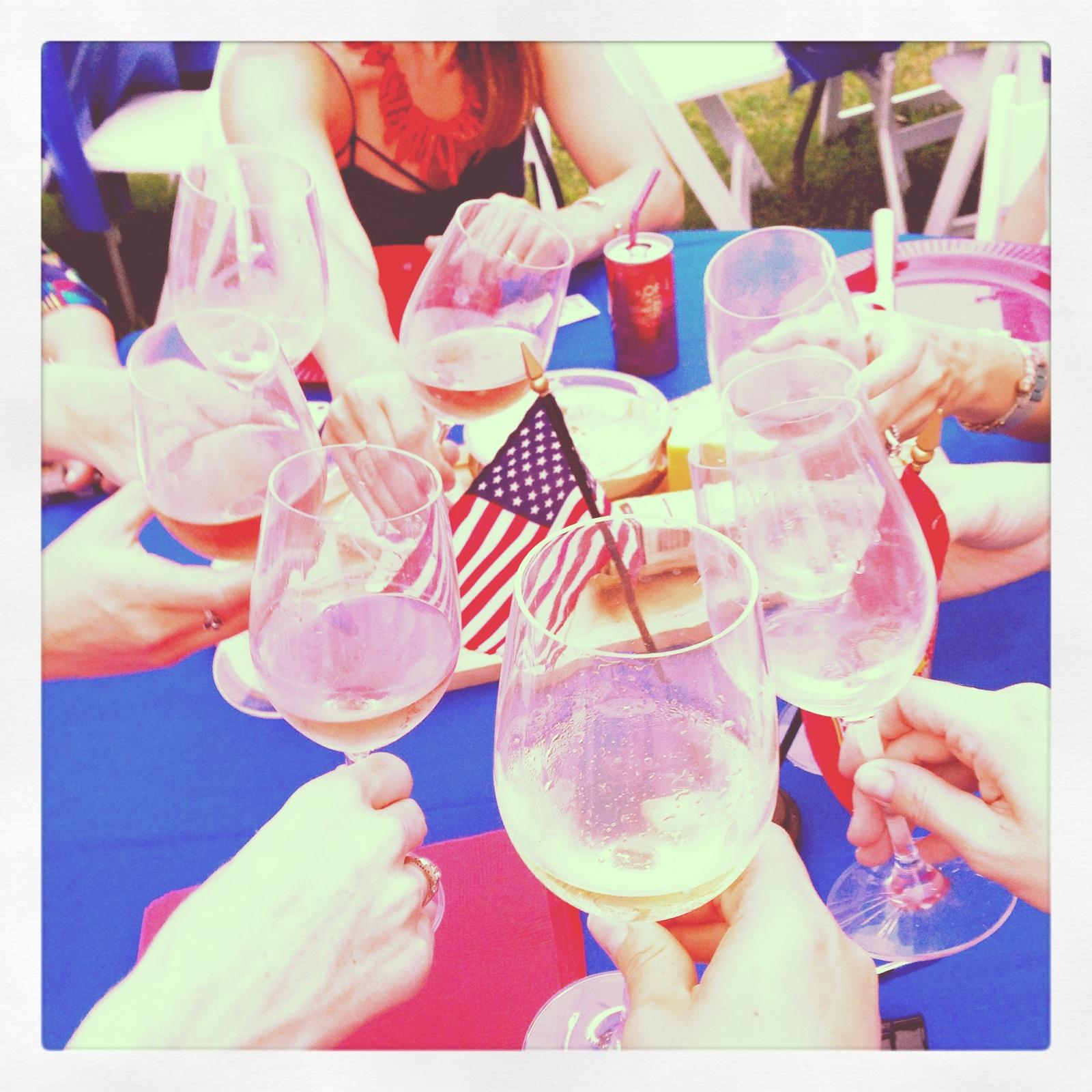 Cheers to great friends, great music and to this great country we call home!