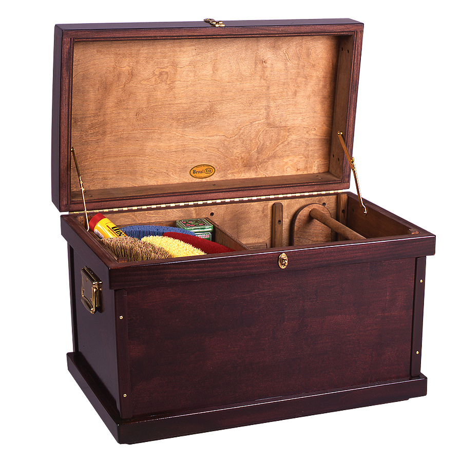 Medium Delux Trunk (they spelled deluxe wrong, not me!)